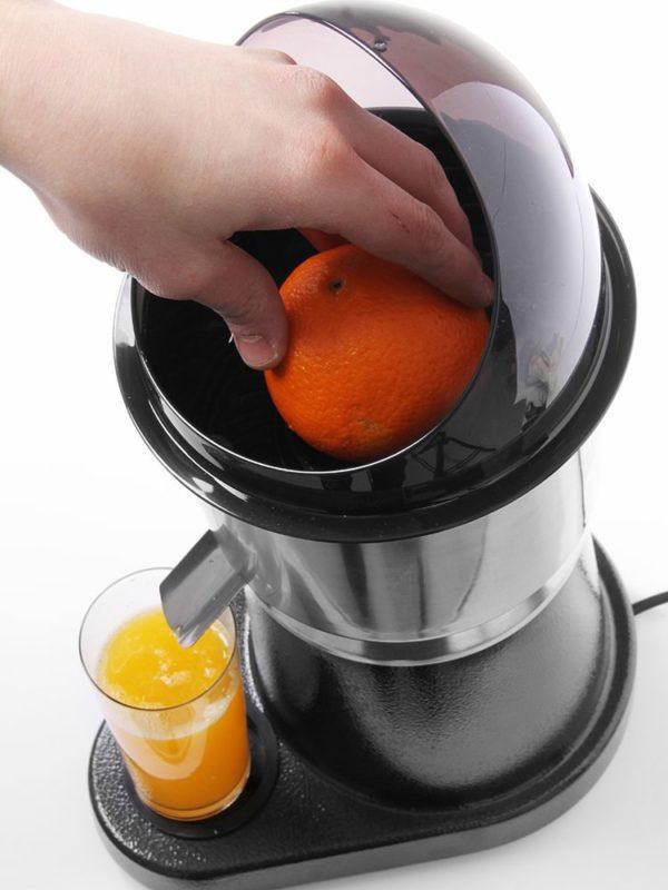 Elektrický odšťavňovač na citrusové plody 300x200x350 mm HENDI, 221204 - 4