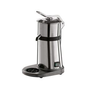 Elektrický odšťavňovač na citrusové plody 3,5 kW HENDI, 221037 - 1 Příkon kW: 0,35 Délka: 180 mm Šířka: 290 mm Výška: 400 mm Materiál: nerezová ocel, hliník Váha: 7 kg