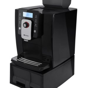 Plně automatický kávovar PROFI LINE - Hendi 208892 Délka: 302 mm Šířka: 450 mm Výška: 590 mm Napájení: elektrické Napětí: 230 V Příkon: 1.4 kW