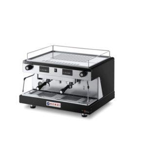 Espresso kávovar, dvoupákový černý |Top Line By Wega délka: 740 mm šířka: 555 mm výška: 515 mm materiál: nerezová ocel příkon: 3.7 kW váha: 62 kg