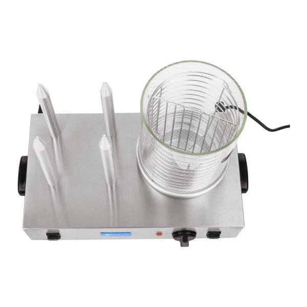 Hotdogovač - včetně rozpékače na rohlíky - 2