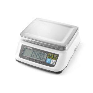 Kuchyňská váha cejchovaná rozsah do 15 kg | HENDI 580431 - 1