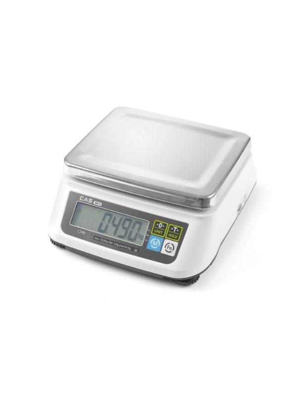 Kuchyňská váha cejchovaná rozsah do 15 kg   HENDI 580431 - 1