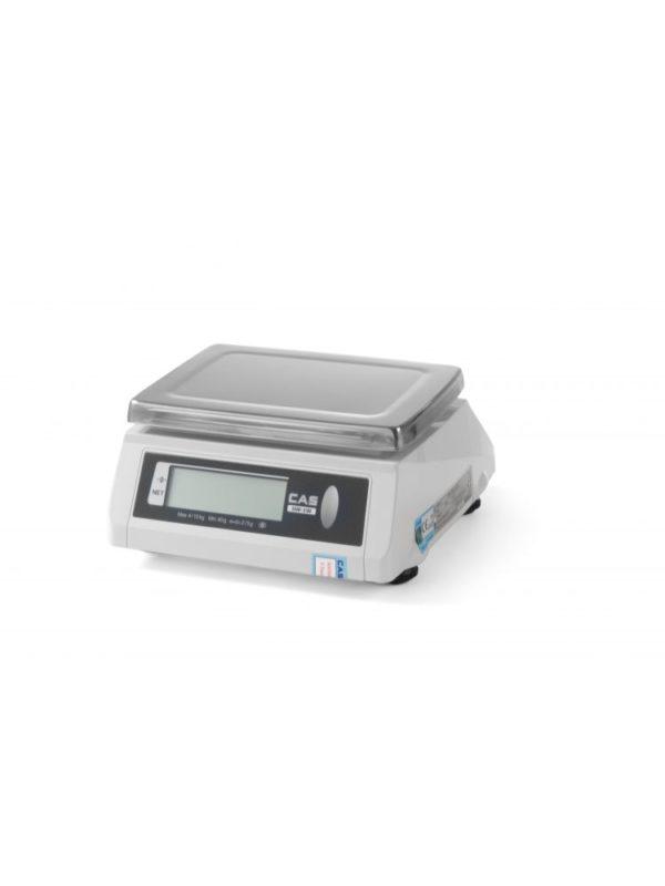 Kuchyňská váha voděodolná s ověřením, 10g-2 kg HENDI, 580363 - 2