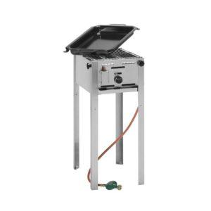 Plynový gril, 340x540x840 mm HENDI, Grill Master Mini - 1