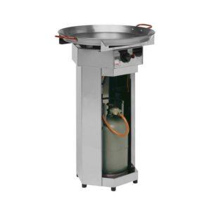 Plynový gril, 600x600x870 mm HENDI, Fiesta 600 - 1