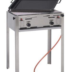 Plynový gril, 650x540x840 mm HENDI, Grill Master Maxi - 1