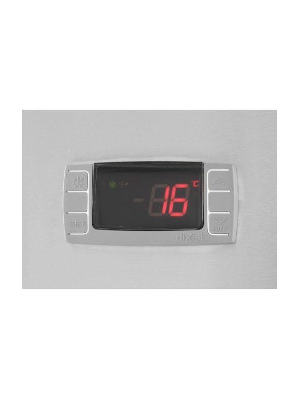 Skříň chladícímrazící 2x420 l HENDI, 233146 - 4