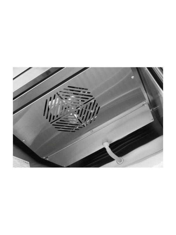 Skříň chladícímrazící 2x420 l HENDI, 233146 - 5