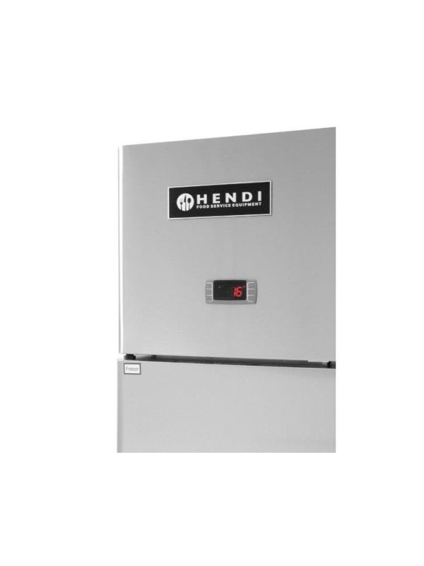 Skříň chladícímrazící 890+420 l HENDI, 233153 - 3
