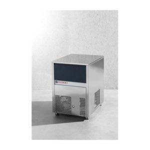 Výrobník ledové tříště 80kg24h chlazený vodou HENDI, 271803 - 1