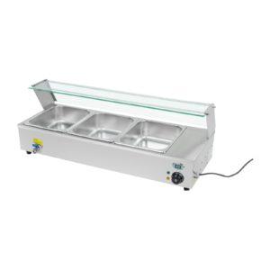 Vodní lázeň - 3 x GN -12 - 1