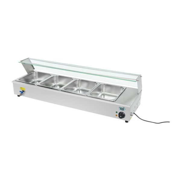 Vodní lázeň - 4 x GN - 12 - 1