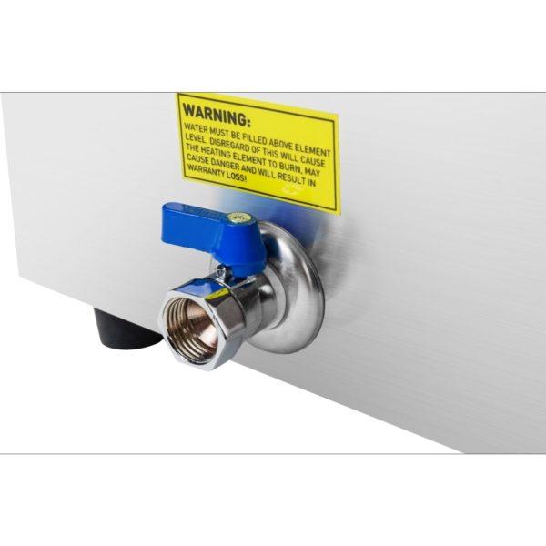 Vodní lázeň - 4 x GN - 12 - 4