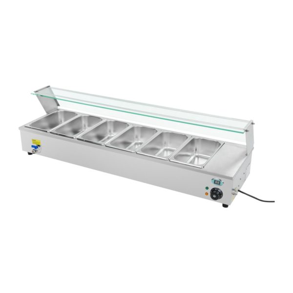 Vodní lázeň - 6 x GN - 13 - 1