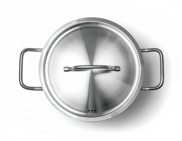 Vysoký hrnec nerezový profi line - 6 Hrnce Profi Line lze používat ve všech typech sporáků včetně indukčních do Ø 45. Možnost mýt v myčce nádobí