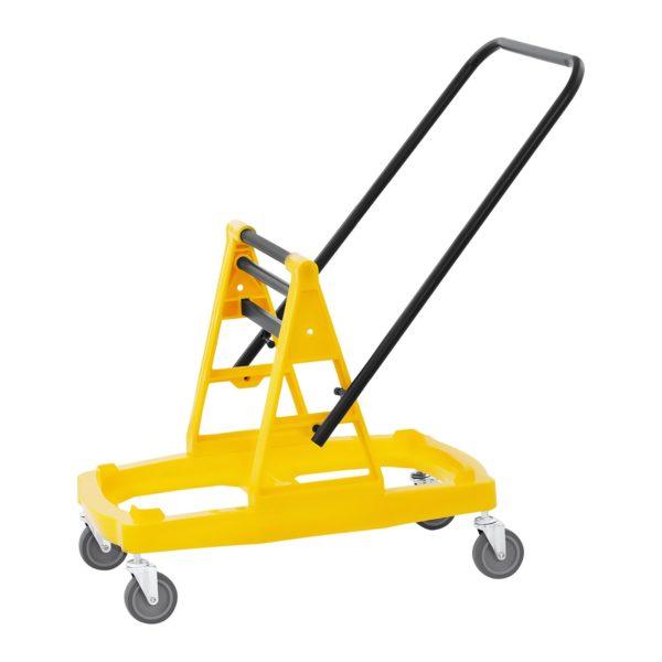 Úklidový vozík se ždímáním - 2 vědra - 40 L - 3