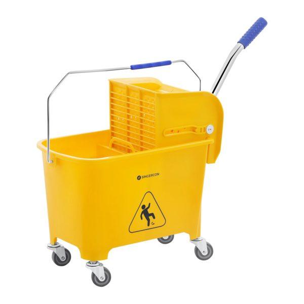 Úklidový vozík se ždímáním - 20 L - 1