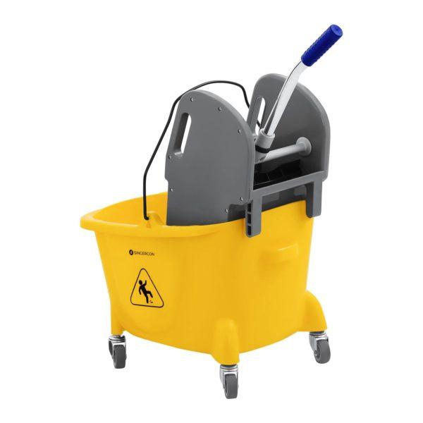 Úklidový vozík se ždímáním - 24 L - 2