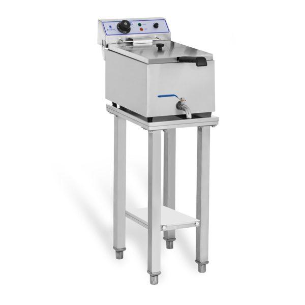 Elektrická fritéza - 1 x 17 litrů – s podstavcem - 1