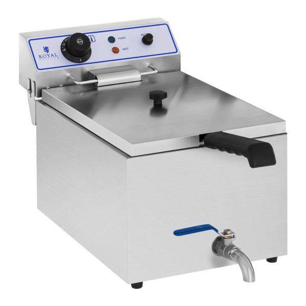 Elektrická fritéza - 1 x 17 litrů – s podstavcem - 2