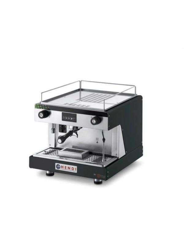 Espresso kávovar, černý HENDI, Top Line By Wega - 1 délka: 530 mm šířka: 555 mm výška: 515 mm materiál: nerezová ocel příkon: 2.9 kW váha: 48 kg