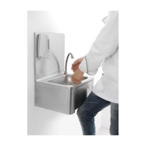 Kuchyňské umyvadlo, bezdotykové 400x320x200570 mm HENDI, 810309 - 1