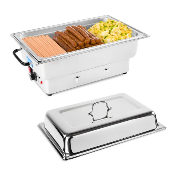 Chafing dish - 1600 W - 100 mm - 1