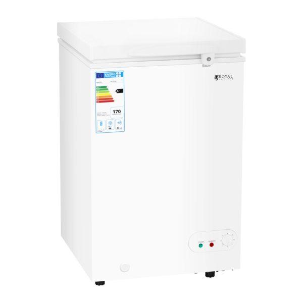 Gastro pultový mrazák - 98 l - 2