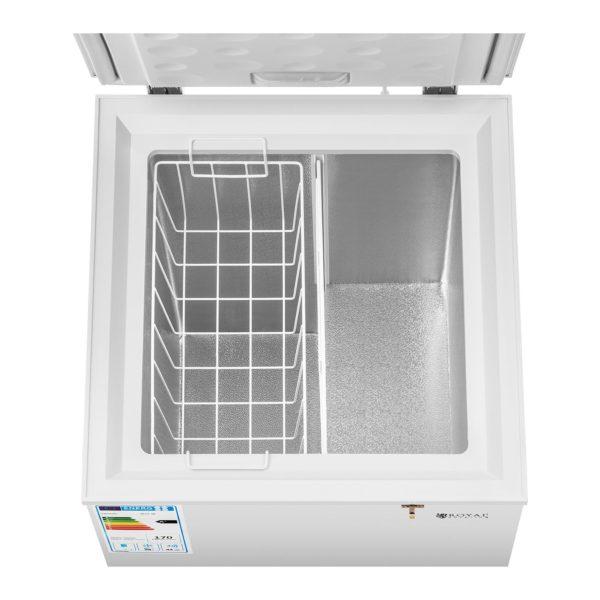 Gastro pultový mrazák - 98 l - 3