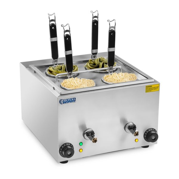 Vařič těstovin se 4 koši - 1