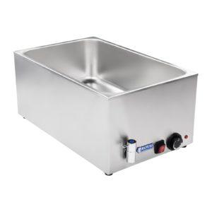 Vodní lázeň - bez nádob - výpustný kohout - 1
