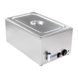 Vodní lázeň - gastronádoba - 11 - výpustný kohout - 1