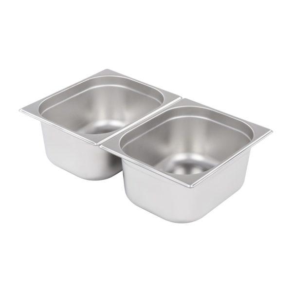 Vodní lázeň - gastronádoba - 12 - výpustný kohout - 3