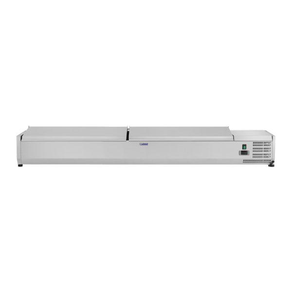 Chladicí nástavba- 200 x 33 cm - 10 GN nádob 14 - 3