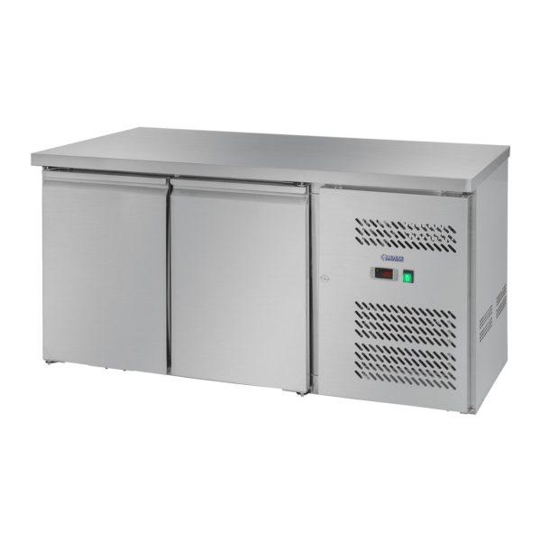 Chladicí stůl - 228 l - 2 dveře -1