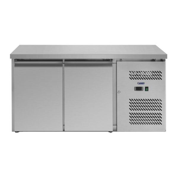 Chladicí stůl - 228 l - 2 dveře - 2