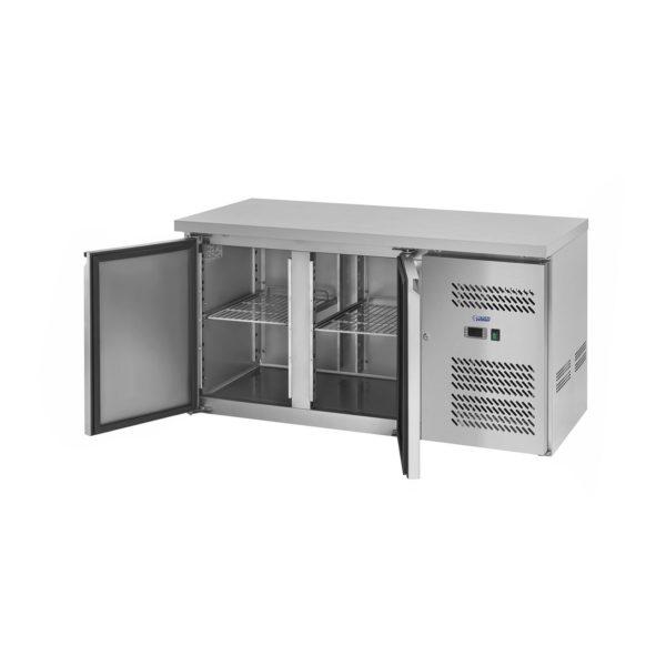 Chladicí stůl - 228 l - 2 dveře - 3
