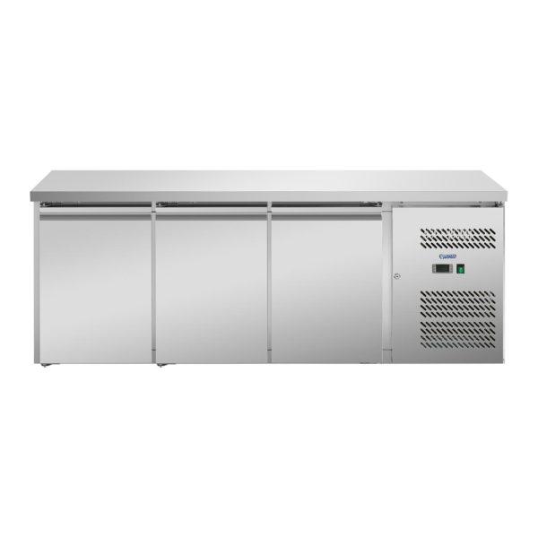Chladicí stůl - 339 l - 3 dveře - 2