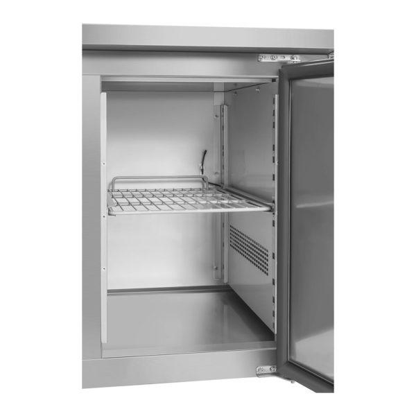 Chladicí stůl - 403 l - 1 dveře - 4 zásuvky - 4