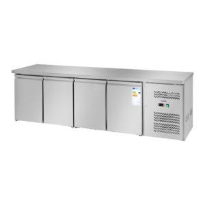 Chladicí stůl - 450 l - 4 dveře - 1