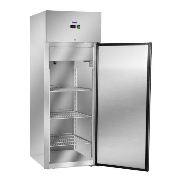 Gastro chladnička - 540 l - ušlechtilá ocel - 1