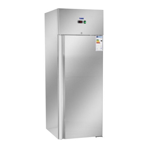 Gastro chladnička - 540 l - ušlechtilá ocel - 2