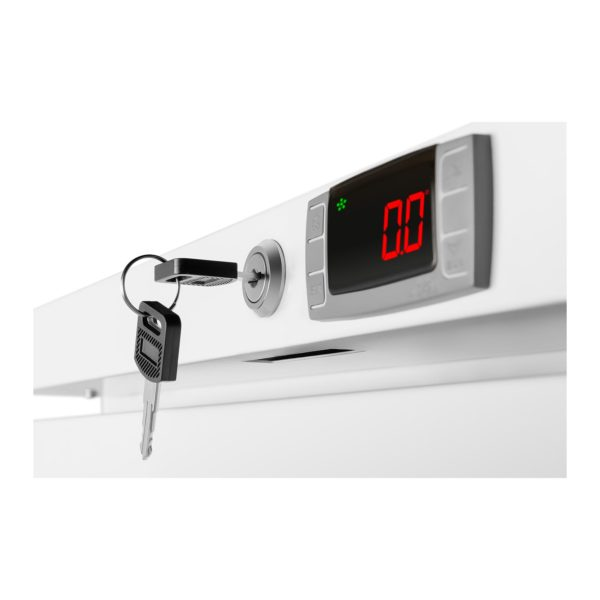 Gastro chladnička - 590 l - 4