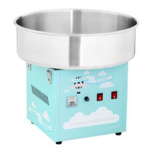 Stroj na cukrovou vatu - 52 cm - 1 200 W - tyrkysový 1