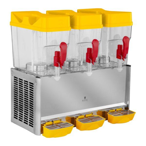 Vířič chlazených nápojů - 3 x 18 litrů - 1