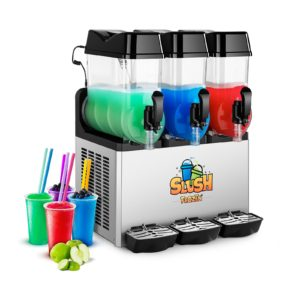 Výrobník ledové tříště - 3 x 12 litrů - LED - 1
