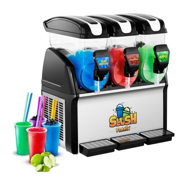 Výrobník ledové tříště - 3 x 15 litrů - 1
