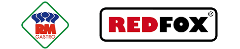 RM Gastro , Redfox - Logo