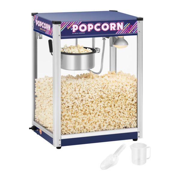 Profesionální stroj na popcorn 1350 ml 110 s 8 oz model RCPR-1350